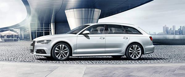 Audi'nin A6 Avant Modeli tanıtıldı.