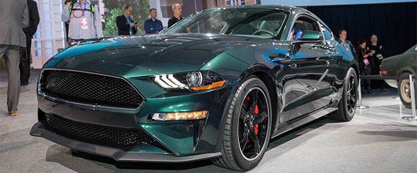 Ford Mustang'den Büyük Rekor!