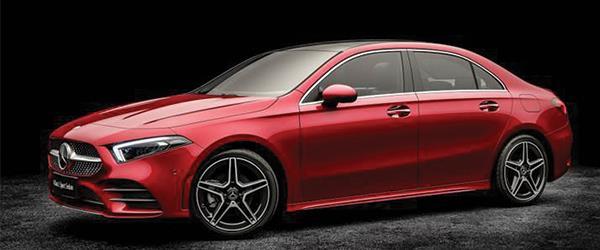 Mercedes A Sınıfındaki Sedan modelinin tanıtımını resmi olarak açıkladı!