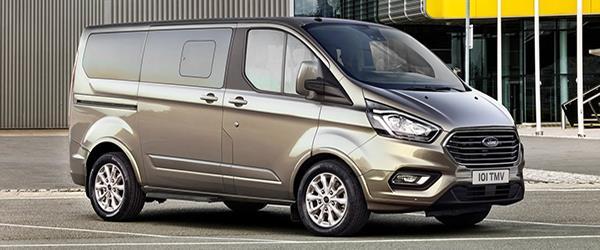 2018 Ford Torneo Custom Fiyatı Açıklandı