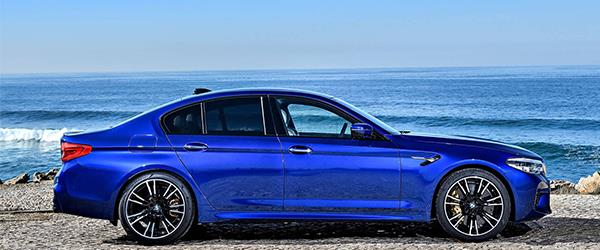 Yeni 2019 BMW M5 Competition modelinin tanıtımı gerçekleşti !
