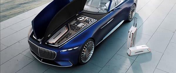 Alman otomotiv üreticisi Mercedes elektrikli modelini Fransada üreteceğini duyurdu!