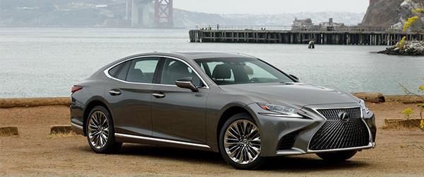 Otomotiv üreticisi Lexus, dünyaca en kusursuz otomobil seçildi.
