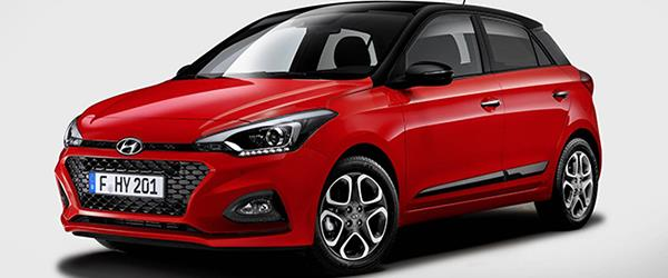Hyundai yeni i20 daha iddialı