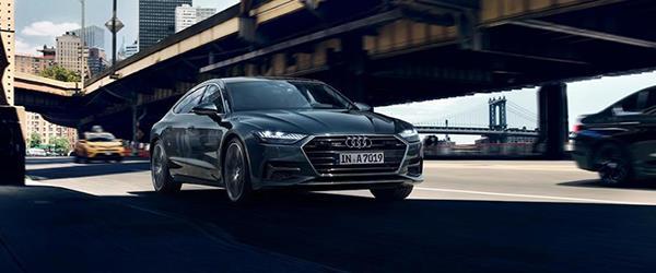 Ve İşte Yeni Audi A7 Sportback!