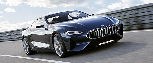 BMW'nin 8 serisi yeniden yollarda!