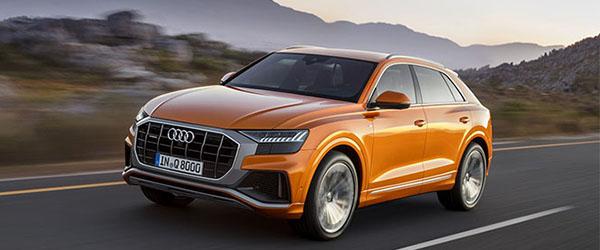 Audi'nin SQ8 modeli test sürüşlerinde kameralara yakalandı!
