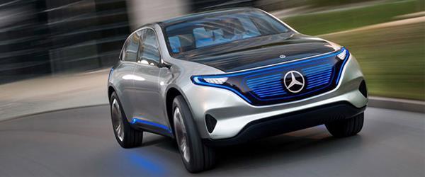 Elektrikli SUV'da Mercedes EQC Atağı