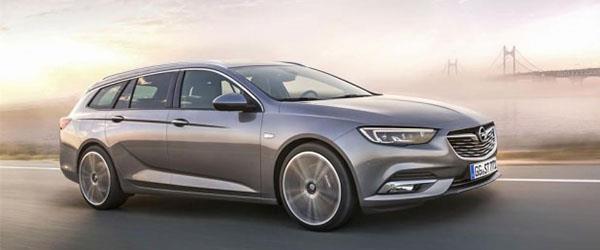 Yeni Opel İnsignia 200 beygir motor seçeneği ile daha da güçlü!