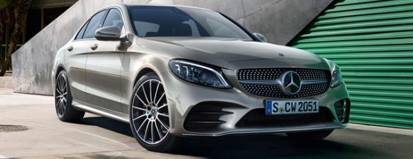 Mercedes C-Serisi Sedan Satışa çıktı