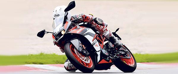 Yeni KTM RC 390 R