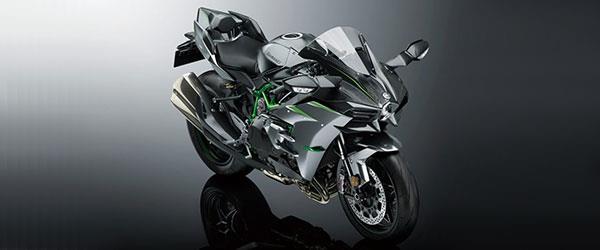 Yeni Kawasaki H2 Gücüne Güç Katarak Geliyor!
