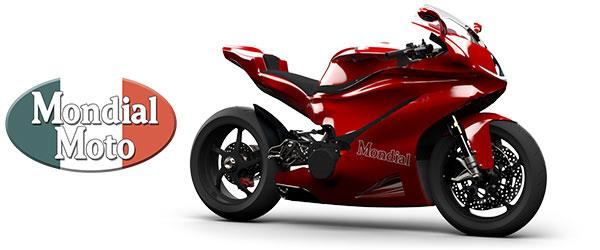 İtalyan MondialMoto İlk V5 Motoru Üretiyor!