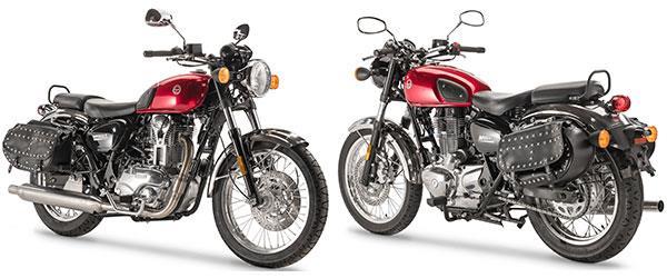 1950'lerin Klasik Tarzı Yeniden Doğuyor: Benelli Imperiale 400