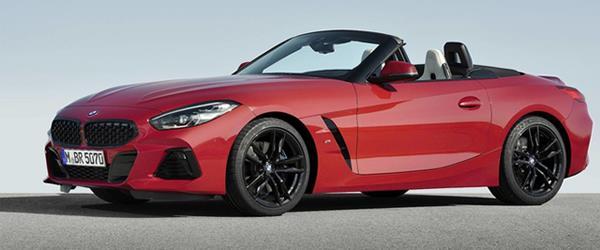 Yeni BMW Z4 kendini gösterdi!