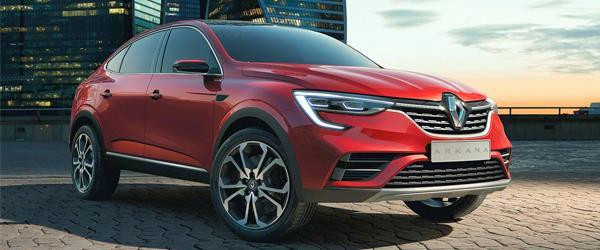 Renault ARKANA Rüzgarı Rusya'dan Esecek
