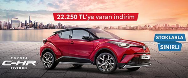 Toyota Eylül Kampanyası