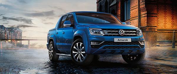 Volkswagen Amarok ailesine taze kan