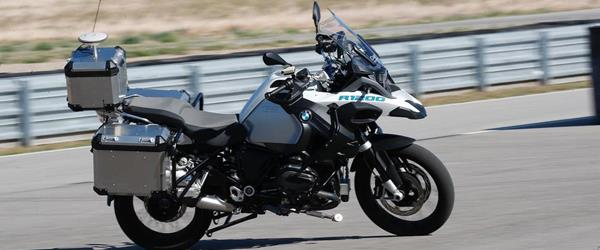 Bmw'nin sürücüsüz motosikleti R1200GS
