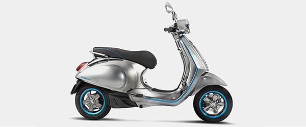 Elektrikli Vespa motosikleti almak isteyenler için mutlu haber!
