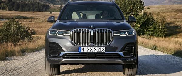 2019 BMW X7 Tanıtıldı! İşte BMW X7'nin Fiyatı, Özellikleri ve Fotoğrafları