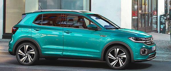 Alman otomotiv devi  Volkswagen  en yeni  SUV aracını tanıttı.