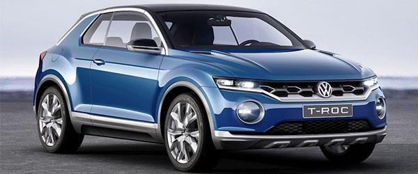 Volkswagen T-Roc R Nürburgring Kentinde Görüldü.