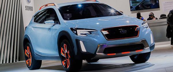 Tanıtımı Beklenen Subaru XV Hibrit'ten İlk Veriler!