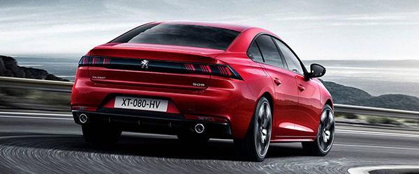 Peugeot 508L Modelini Tanıttı!