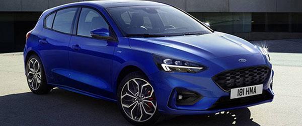 Yeni Ford Focus İçin Başarılarla Dolu Bir Yıl