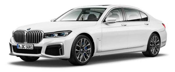 2020 BMW 7 Serisi Sızdırıldı