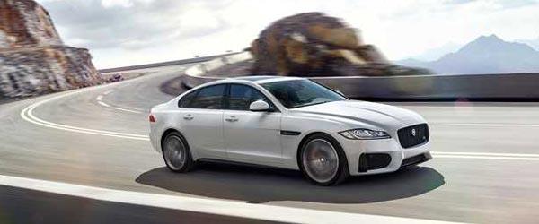 """Performansın Simgesi """"Yeni Jaguar XF Pure 2016"""""""
