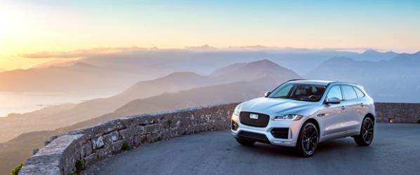 Jaguar'ın ilk SUV modeli F-Pace Uzman Görüşleri