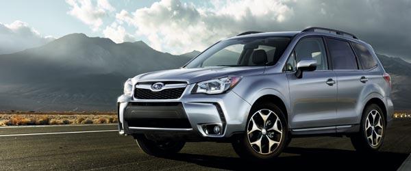 """Hayatın Tadını Çıkarmak İsteyenlere """"Subaru Forester 2016"""""""