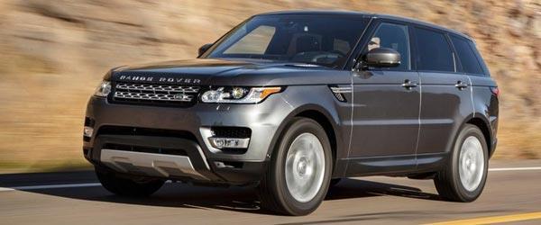 "En Dinamik Land Rover ""Range Rover Sport"""