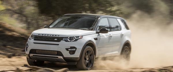 "Kompakt SUV Arayanlara ""Yeni Discovery Sport 2016"""