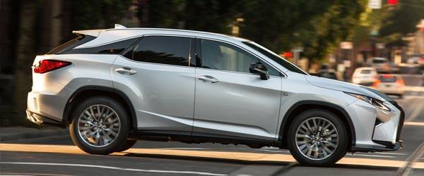"""Crossover Araba Almak İsteyenlere """"Lexus RX 2016"""""""