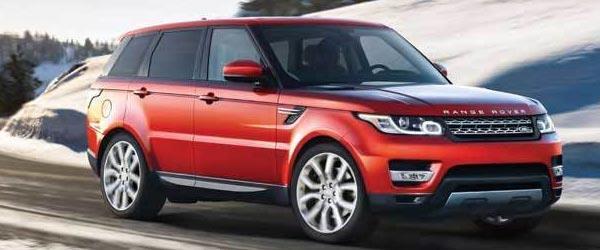 Land Rover Range Rover Sport 2016 Kampanyaları Devam Ediyor
