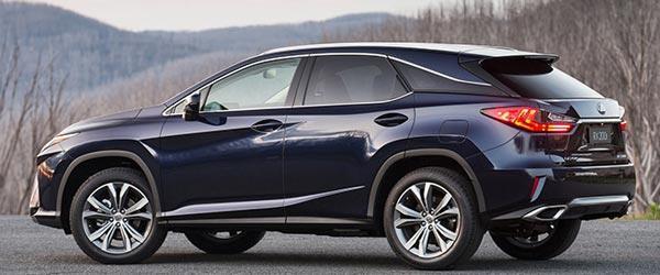 "Crossover Arayanlara ""Lexus RX200 Serisi 2016"""