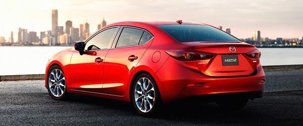 """Meydan Okumayı Sevenlere """"Mazda 3 Sedan 2016"""""""