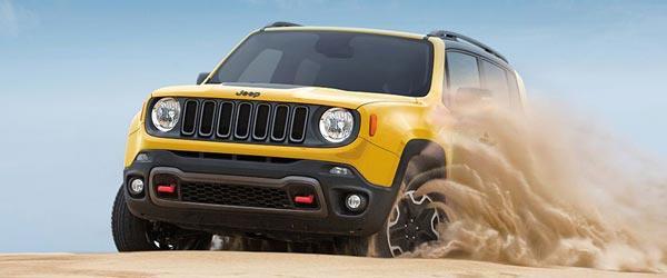 Jeep Renegade 75. Yılını Kaçırılmayacak Fiyatlarla Kutluyor!