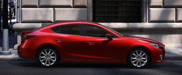"""Eşsiz Bir Sedan Satın Almak İsteyenlere """"Mazda 3 Sedan"""""""