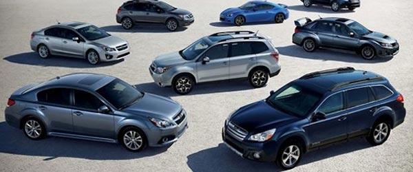 Subaru 2017 Ocak Ayı Kampanyası