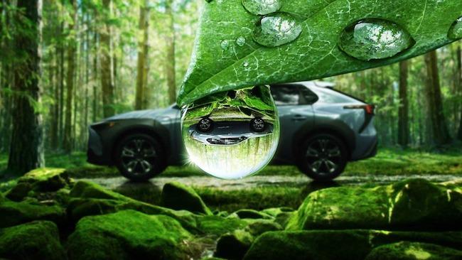 Subaru Elektrikli Araç İçin Açıklama Yaptı!