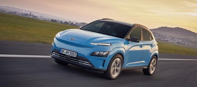 Hyundai Kona Elektrikli Olarak Türkiye'de!
