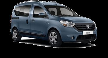 Dacia Dokker Combi