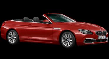 BMW 6 Serisi Cabrio