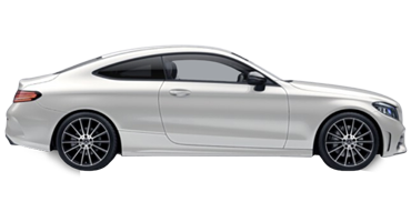 Mercedes C Serisi Coupe