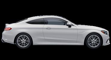 Mercedes C Serisi Coupe