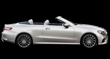 Mercedes E Serisi Cabriolet